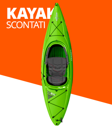 Kayak in offerta